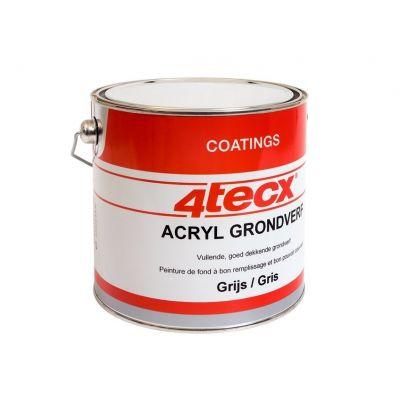 4Tecx Acryl Grondverf