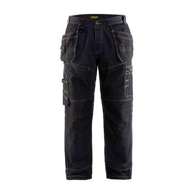 Blåkläder 1500 Werkbroek X1500 Marineblauw/Zwart