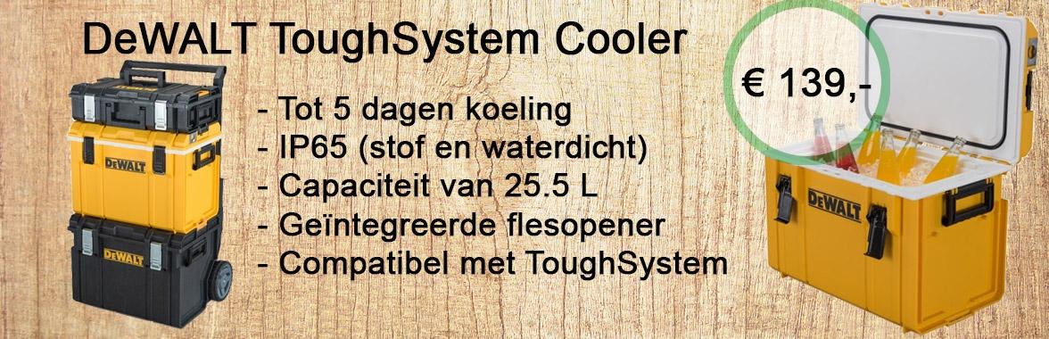Nieuw DeWALT ToughSystem Cooler DWST1-81333